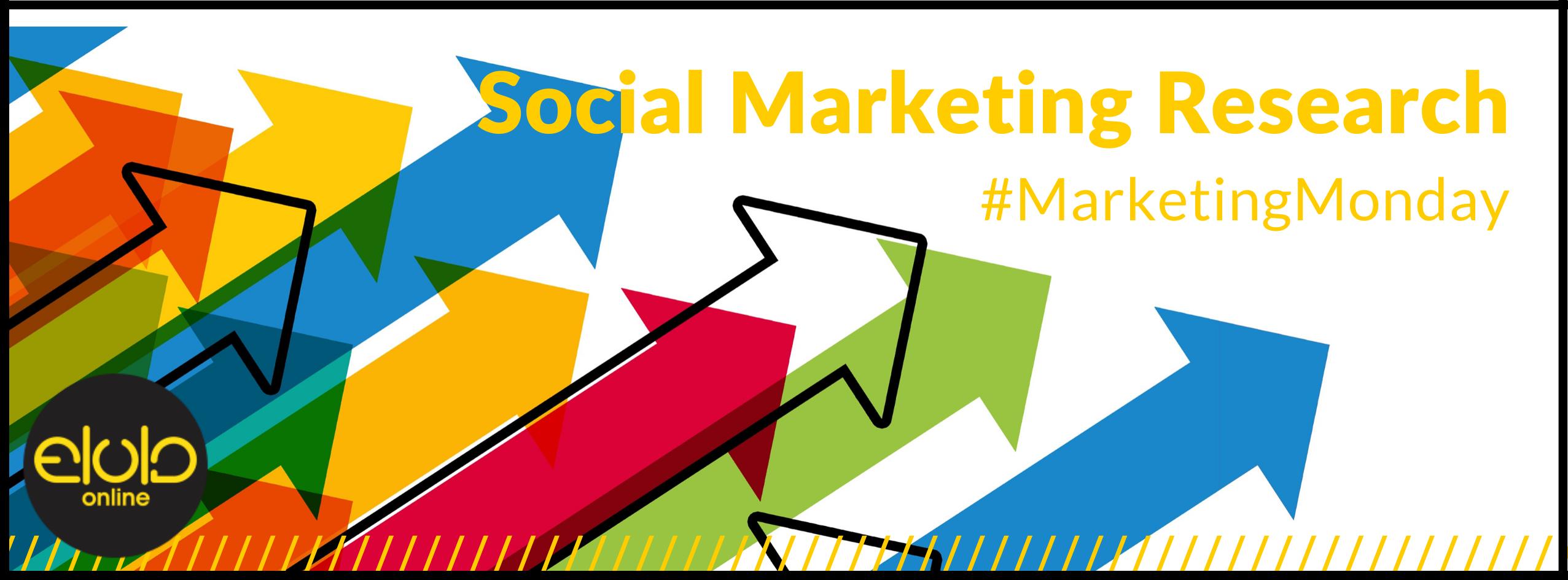 social marketing research, marketing research, marketing results, social sites, elula online, elula,