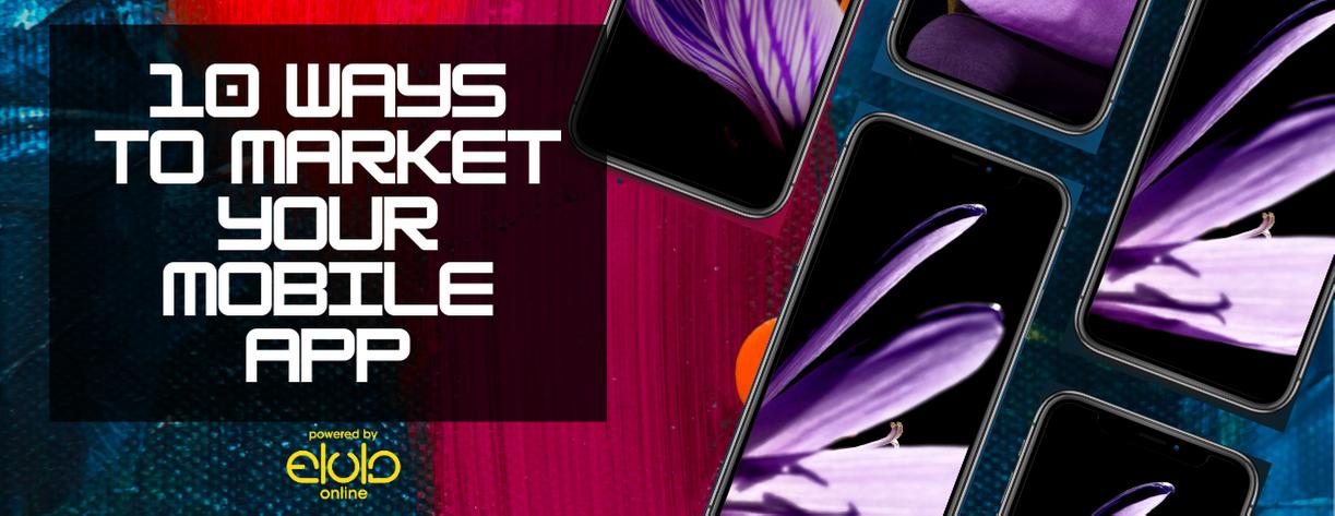 Market mobile app