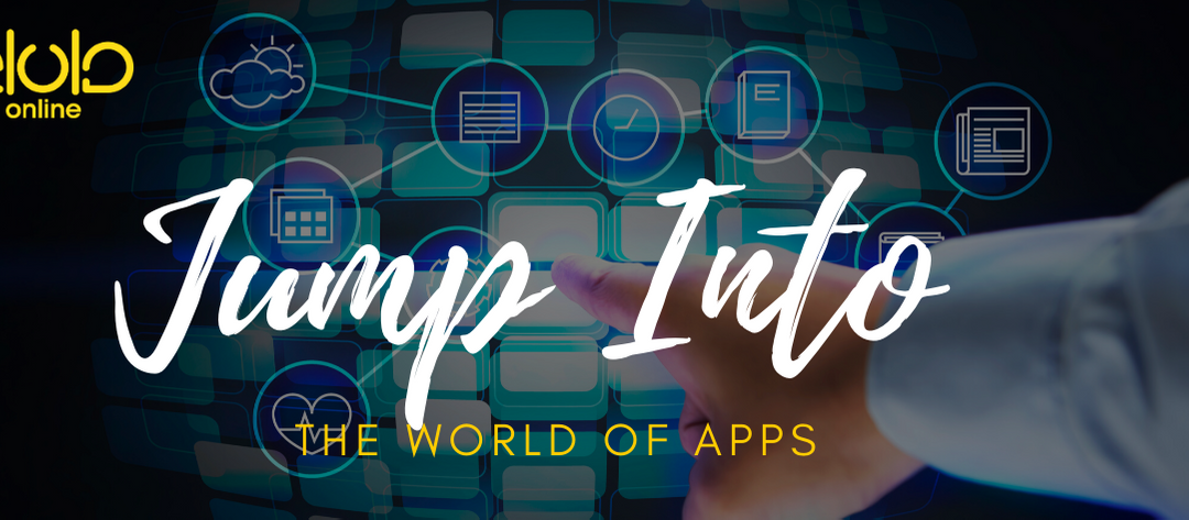 Jump Into The World Of Apps