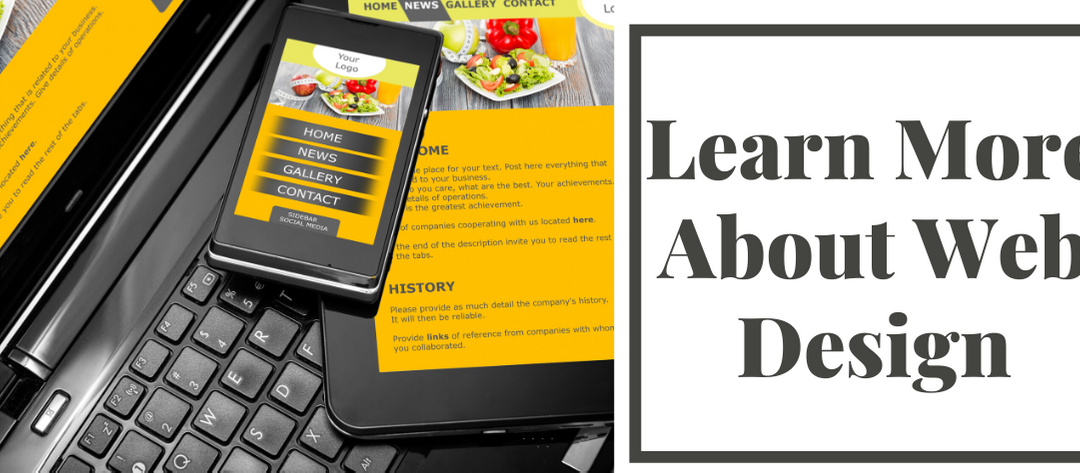 Learn More About Web Design