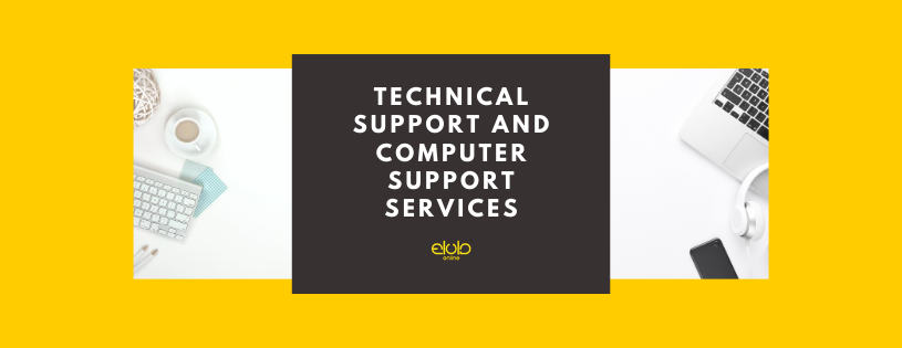Technical Support And Computer Support Services