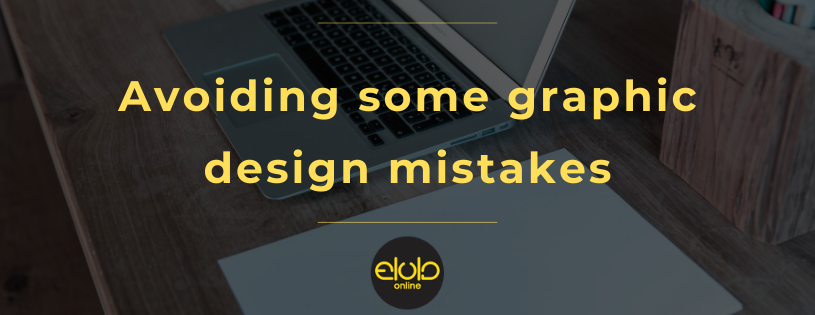 Avoiding some graphic design mistakes