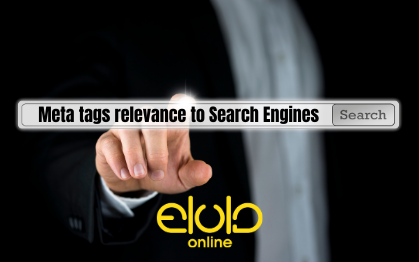 Meta tags relevance to Search Engines
