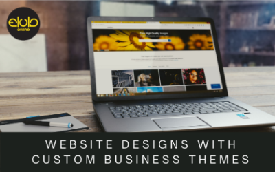 Website Designs with Custom Business Themes